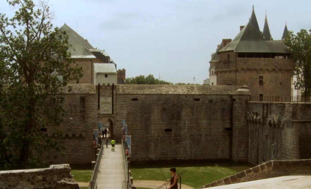 castillo duques bretaña nantes