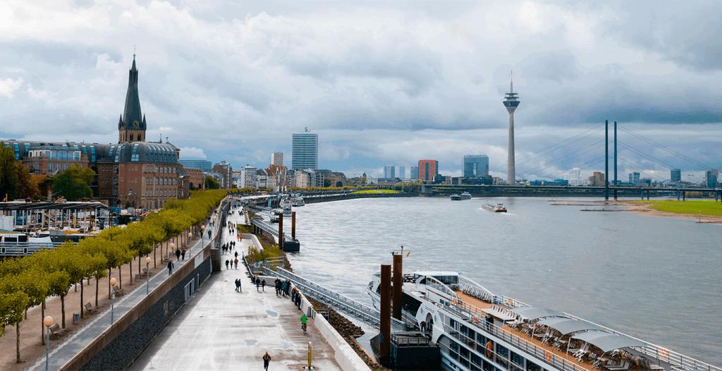 que ver en Düsseldorf