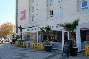 Hotell Ibis Montpellier centre