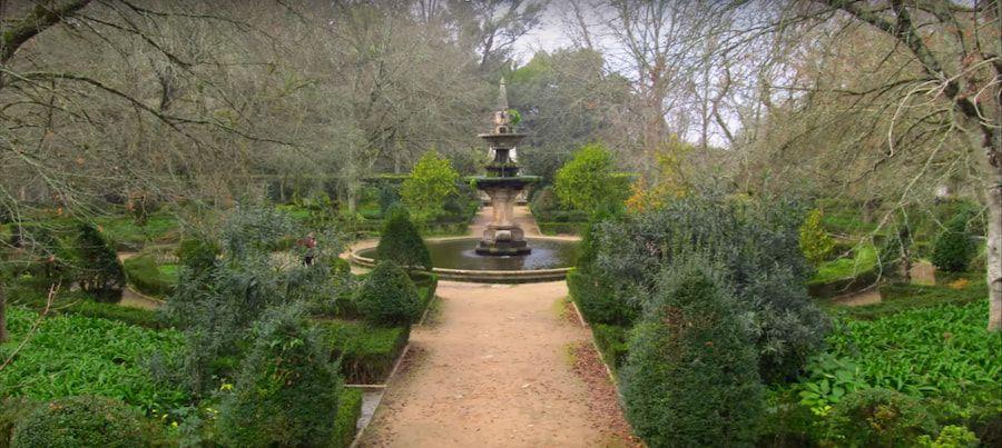 El Jardín Botanico de Coimbra