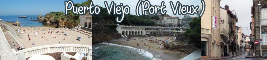 Puerto Viejo (Port Vieux) biarritz