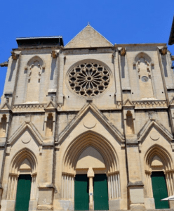 Igglesia de San Roque de Montpellier