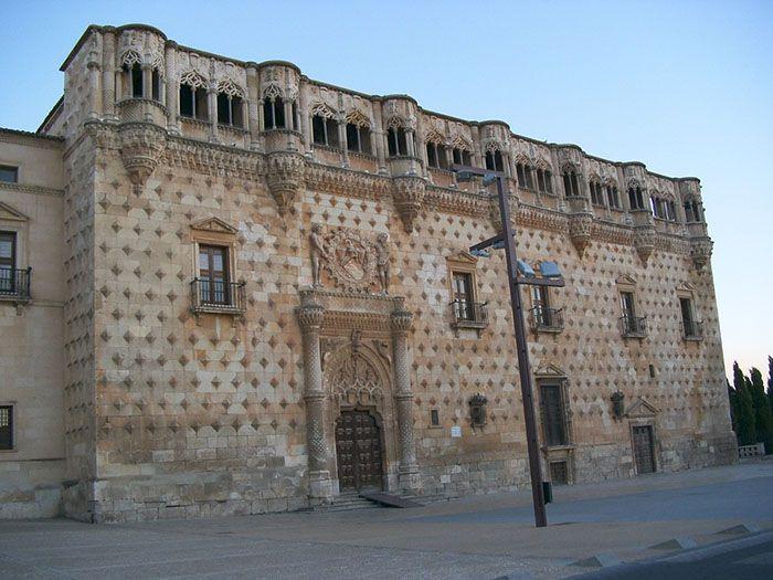 Palacio del infantado Guadalajara en 1 día