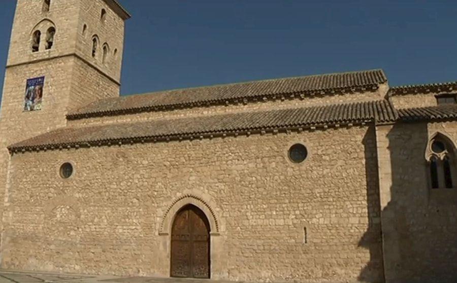 Iglesia Santiago en Ciudad Real