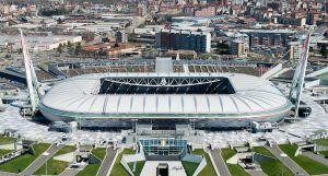 Estadio de la Juventus de Turin