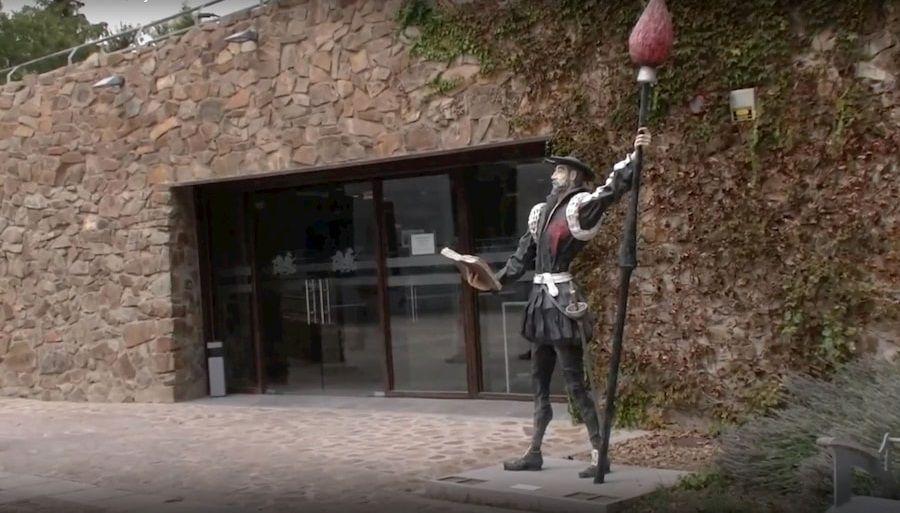 Museo del Quijote o de Cervantes en Ciudad Real