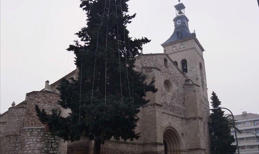 Iglesia de San Pedro en Ciudad Real