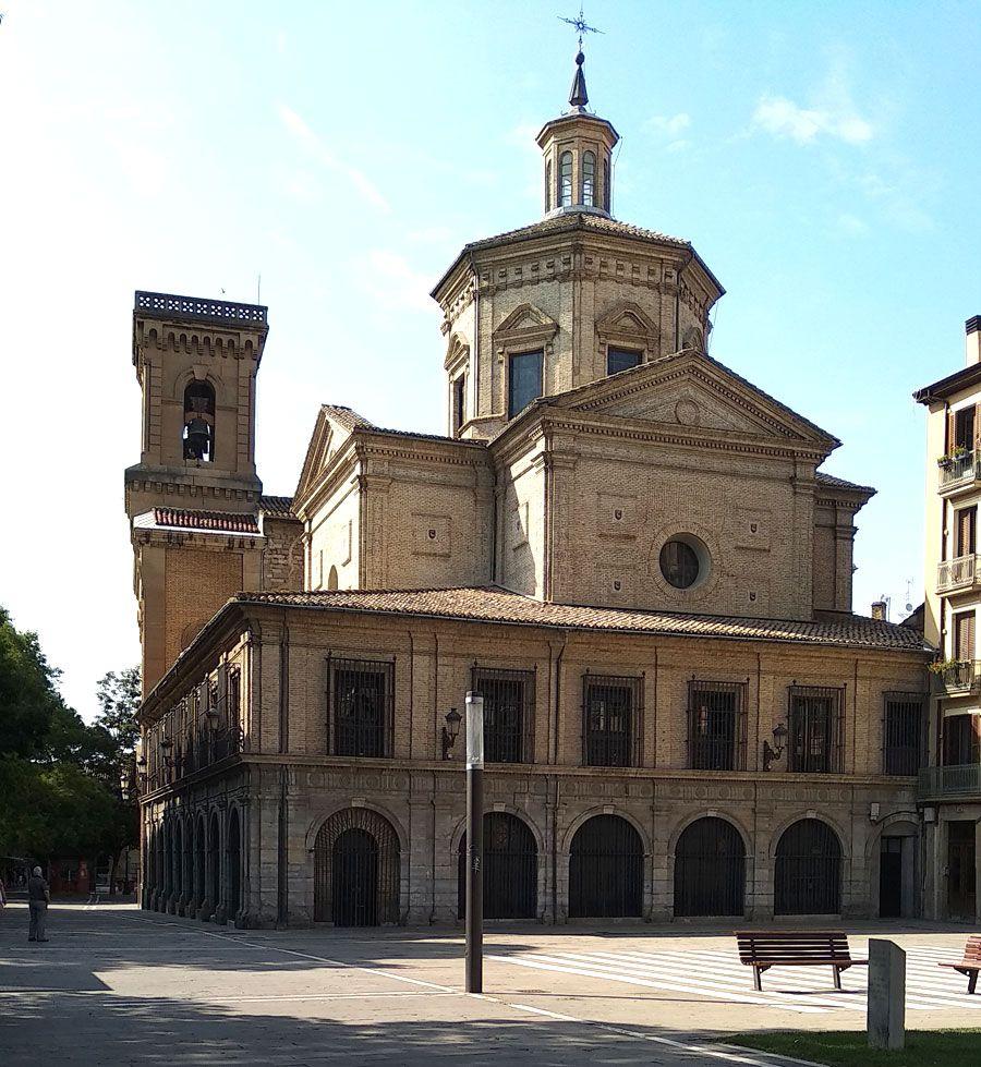 Iglesia-fortaleza de San Lorenzo