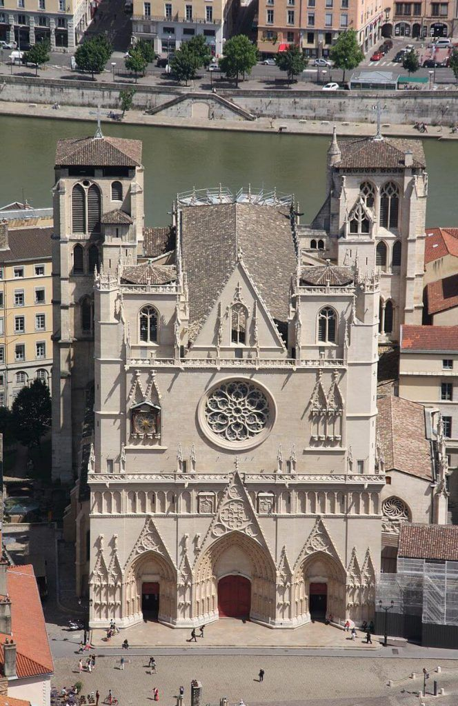 catedral Saint-Jean-Baptiste de Lyon