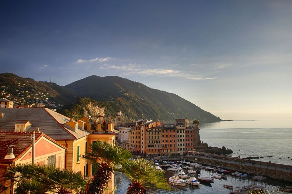 Genova playa