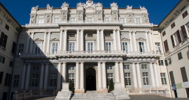 Palacio Ducal genova