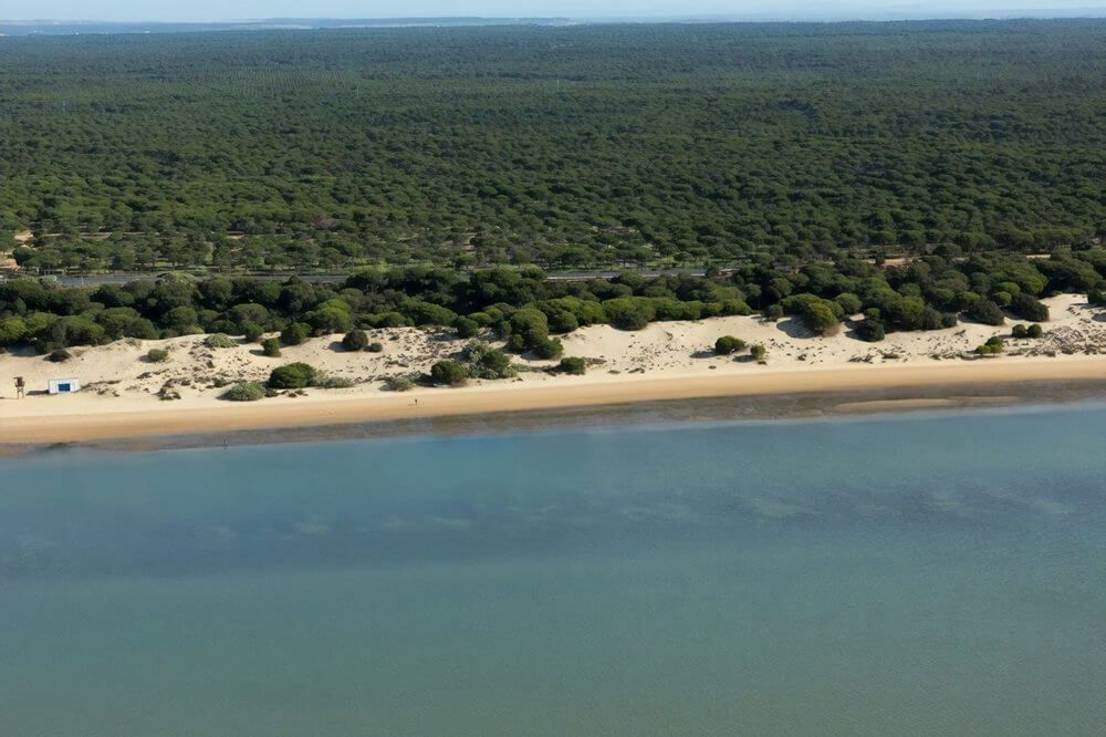 Playa San Miguel - Huelva