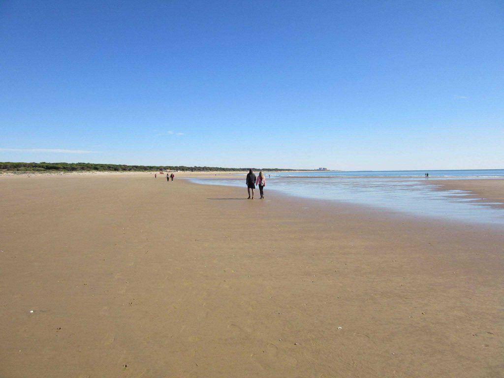 Playa de la Bota - Huelva