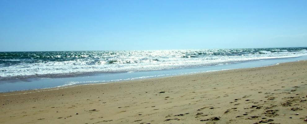Playa de la Mata Negra y Los Enebrales -que ver en huelva