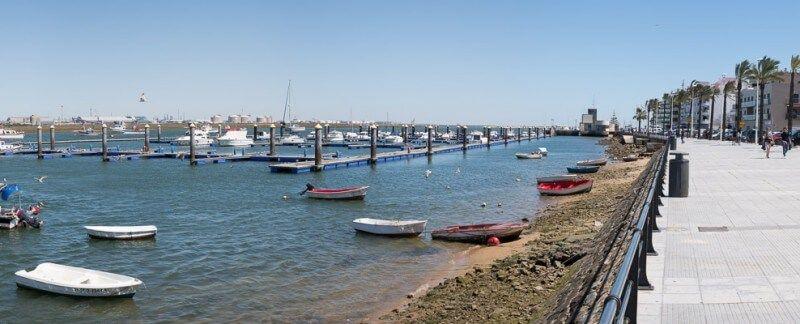 Playa de la Ria - Punta umbria - Huelva