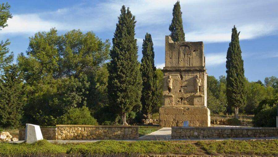Torre dels escipions tarragona