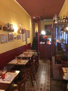El restaurante Vintage de Girona