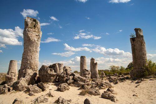 bulgaria formaciones rocosas