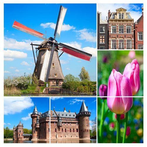 lugares turisticos en Holanda