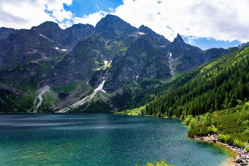 tatra mountain Polonia Eslovaquia