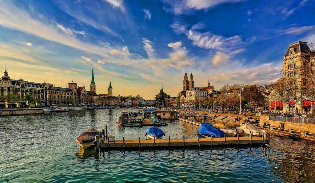 turismo zurich visitar ver viaje suiza