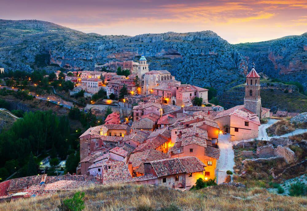Albarracin - Pueblo medieval - Teruel