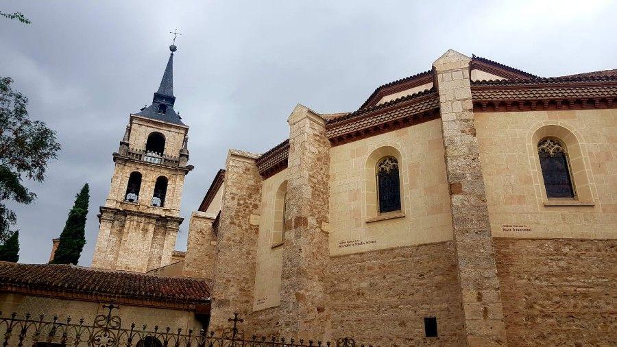 Catedral Magistral de Alcala de Henares
