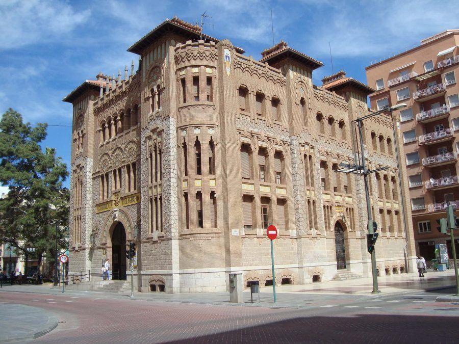 Edificio de Correos de Castellón