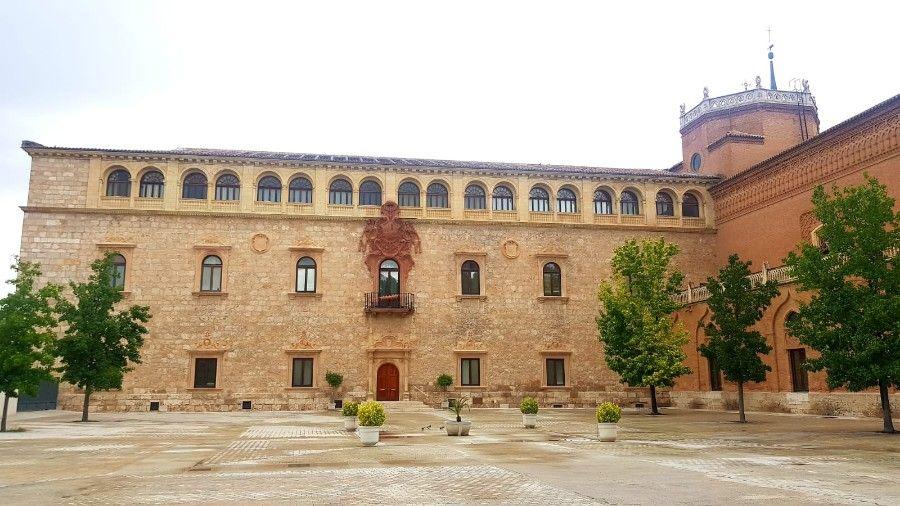 Palacio Arzobispal de Alcala de Henares