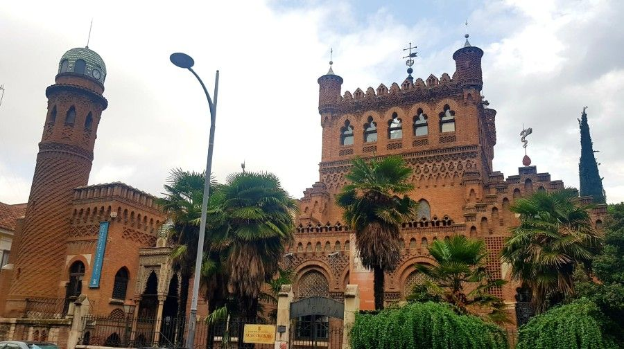 Palacio Laredo de Alcala de Henares