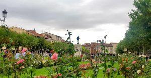 Plaza de Cervantes de Alcala de Henares