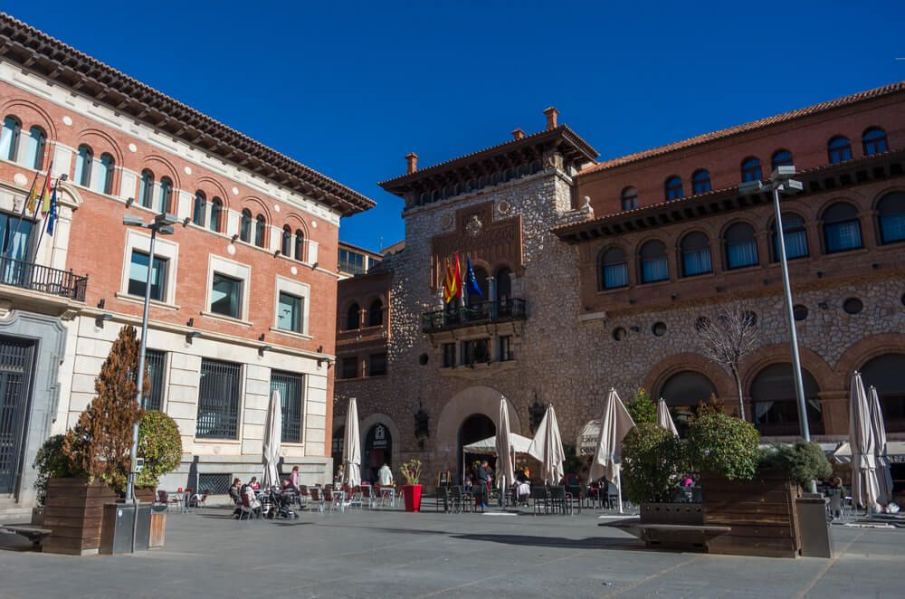 Plaza San Juan - Teruel