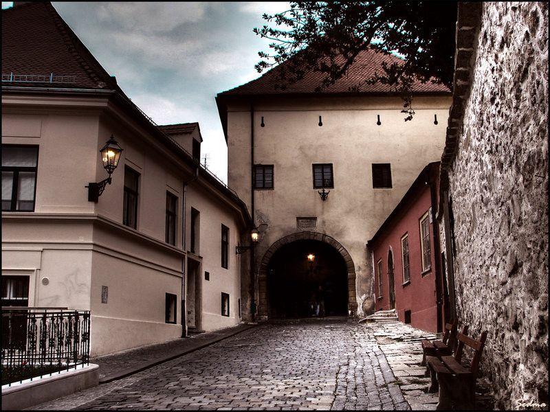Visistar la puerta de piedra de Zagreb