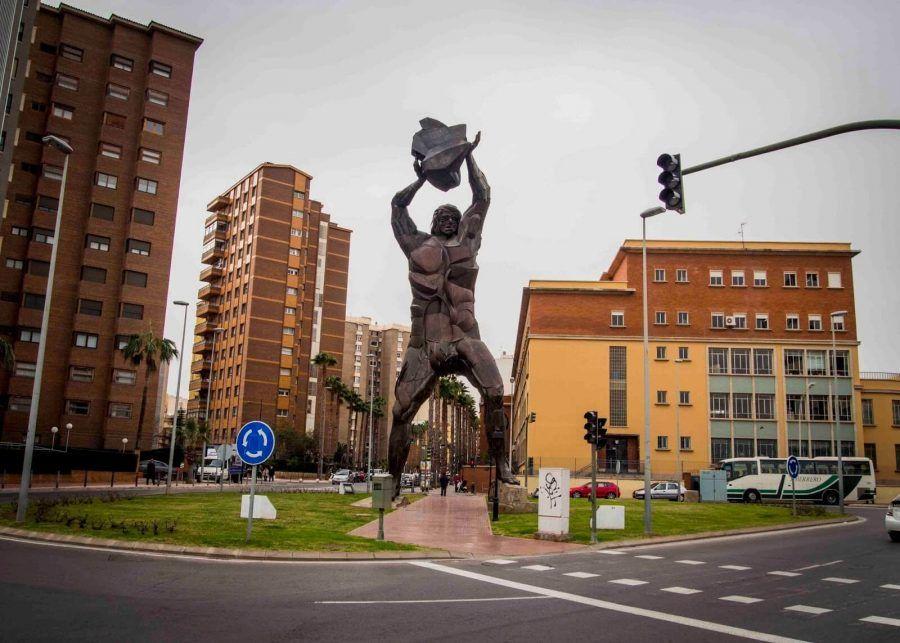 Escultura Tombatossals Castellón