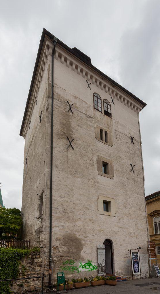 visistar la torre Lotrscak