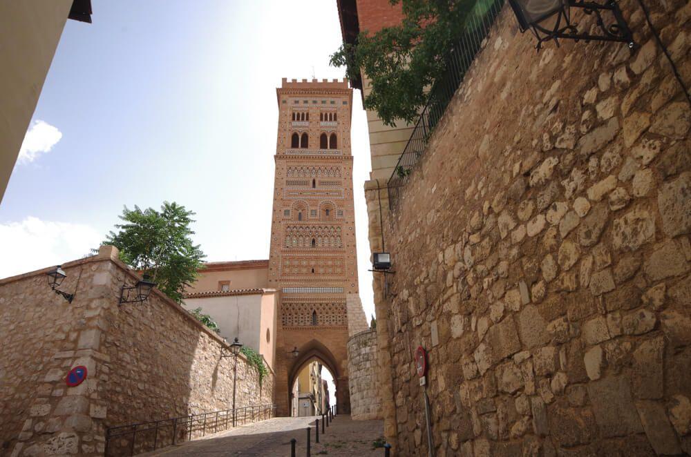 Torre de San Martin en Teruel