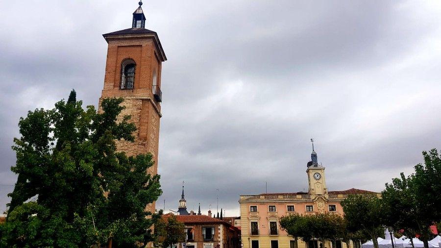 Torre de Santa Maria de Alcala de Henares