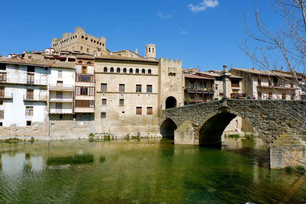Valderrobres - Teruel - río Matarraña