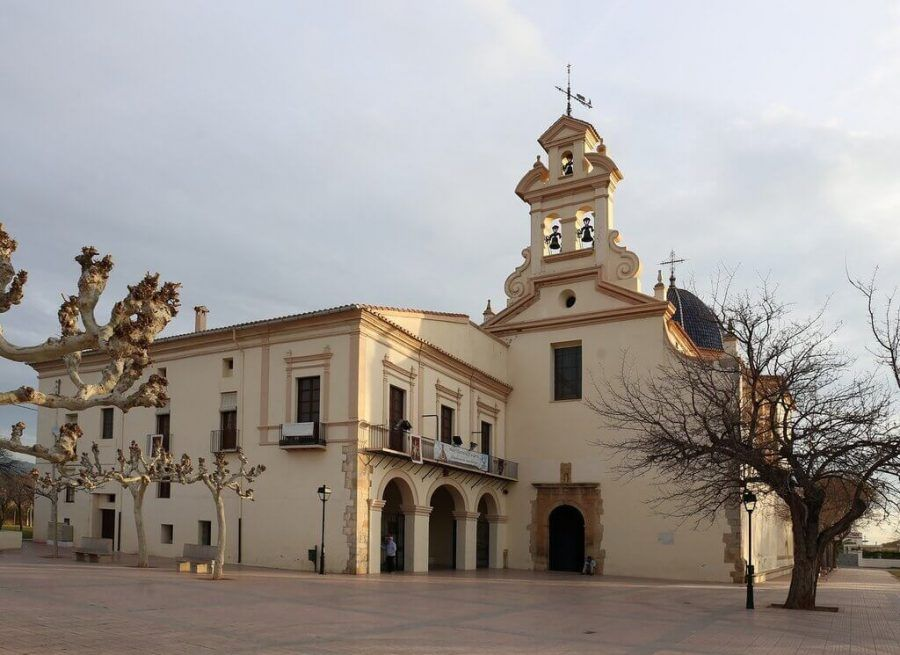 Basilica Santa Maria de Lledó en Castellón