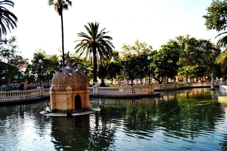 Parque de Ribalta Castelló