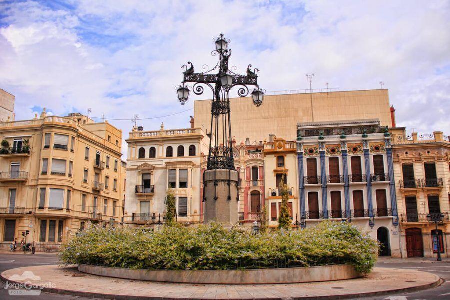 Plaza de la Independencia de Castellón