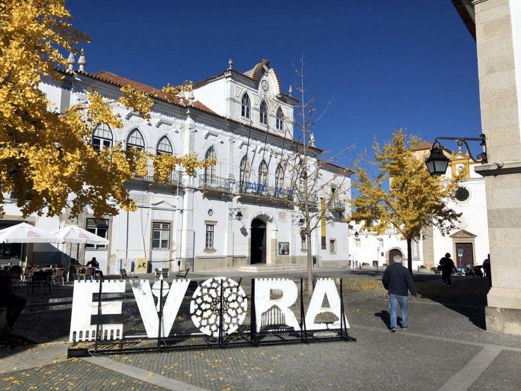 Que ver en Évora