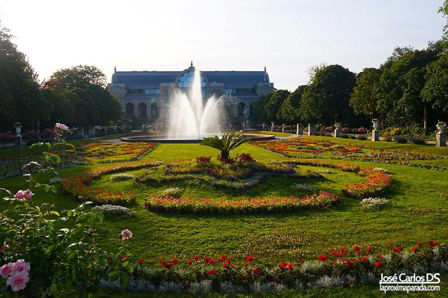 Jardín del Rin