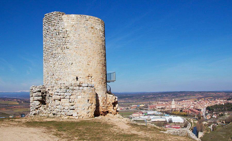 Atalayas de Burgo de Osma