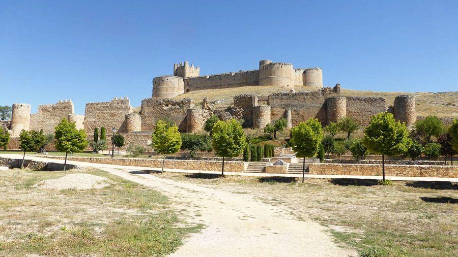 Camino del Cid en Burgo de Osma