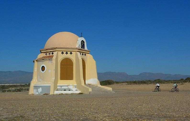 Ermita de la Torregarcia en Almería