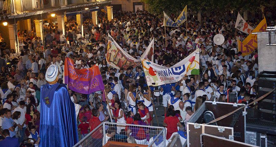Fiestas virgen del Espino y San Roque