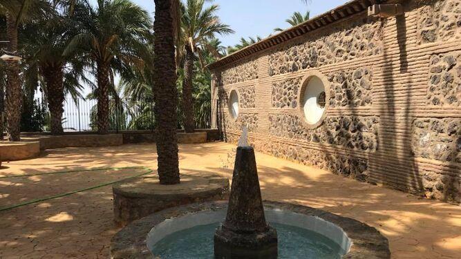 Los baños de las sierra de alhamilla en Almería