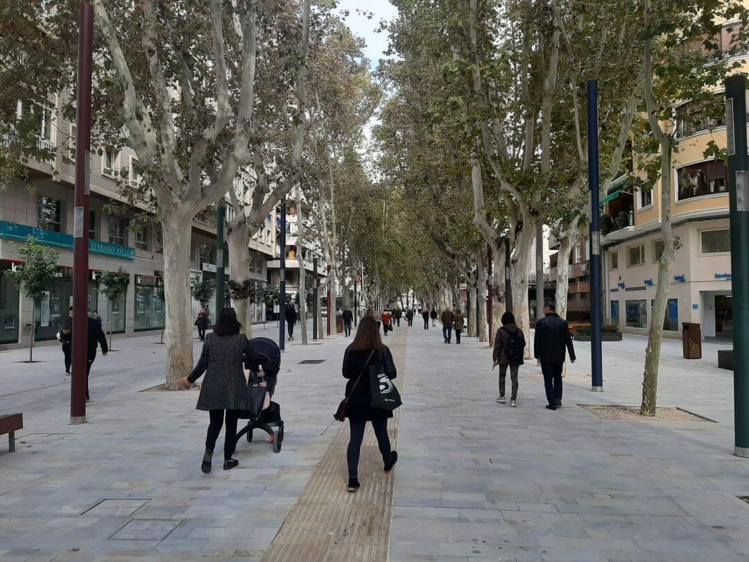 Paseo Alfonso X