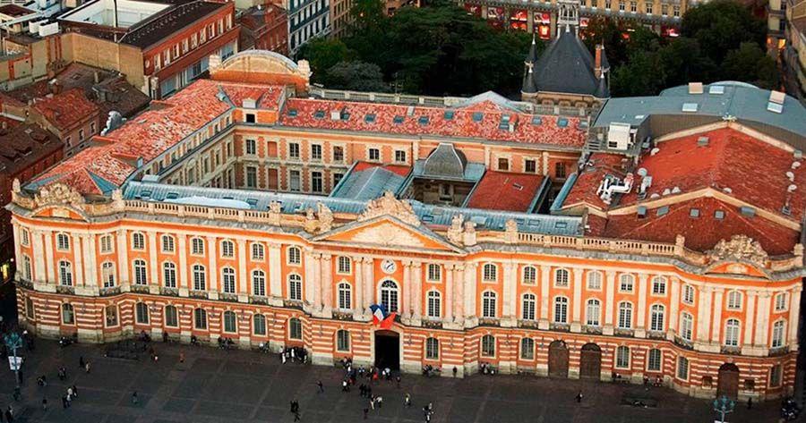 Plaza del CapitoleToulouse